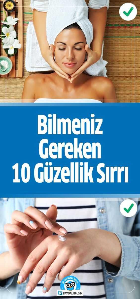 Güzellik Sektörünün Bilmenizi İstemediği 10 Gerçek!