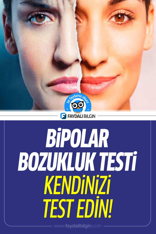 Bipolar Bozukluk Testi Nasıl Yapılır?