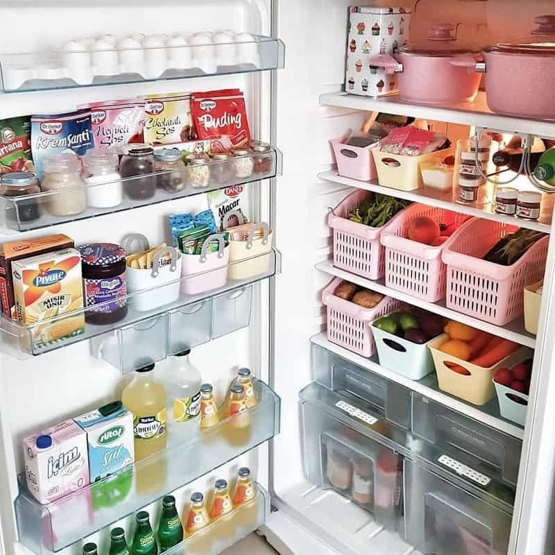 Buzdolabı Sebze ve Meyve Saklama