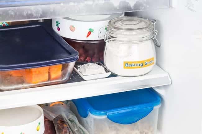 Karbonat Buzdolabı Kokusunu Giderir