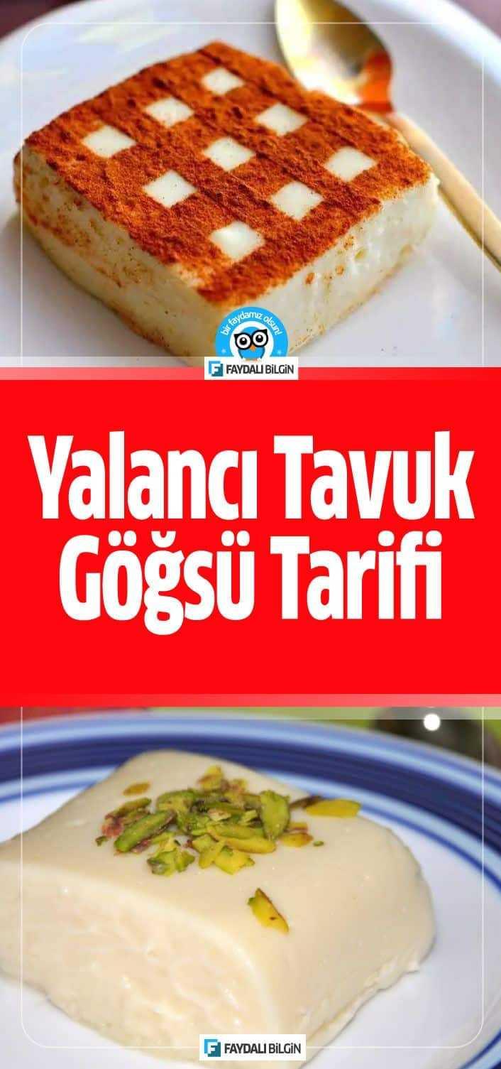 Yalancı Tavuk Göğsü Tarifi Nasıl Yapılır?