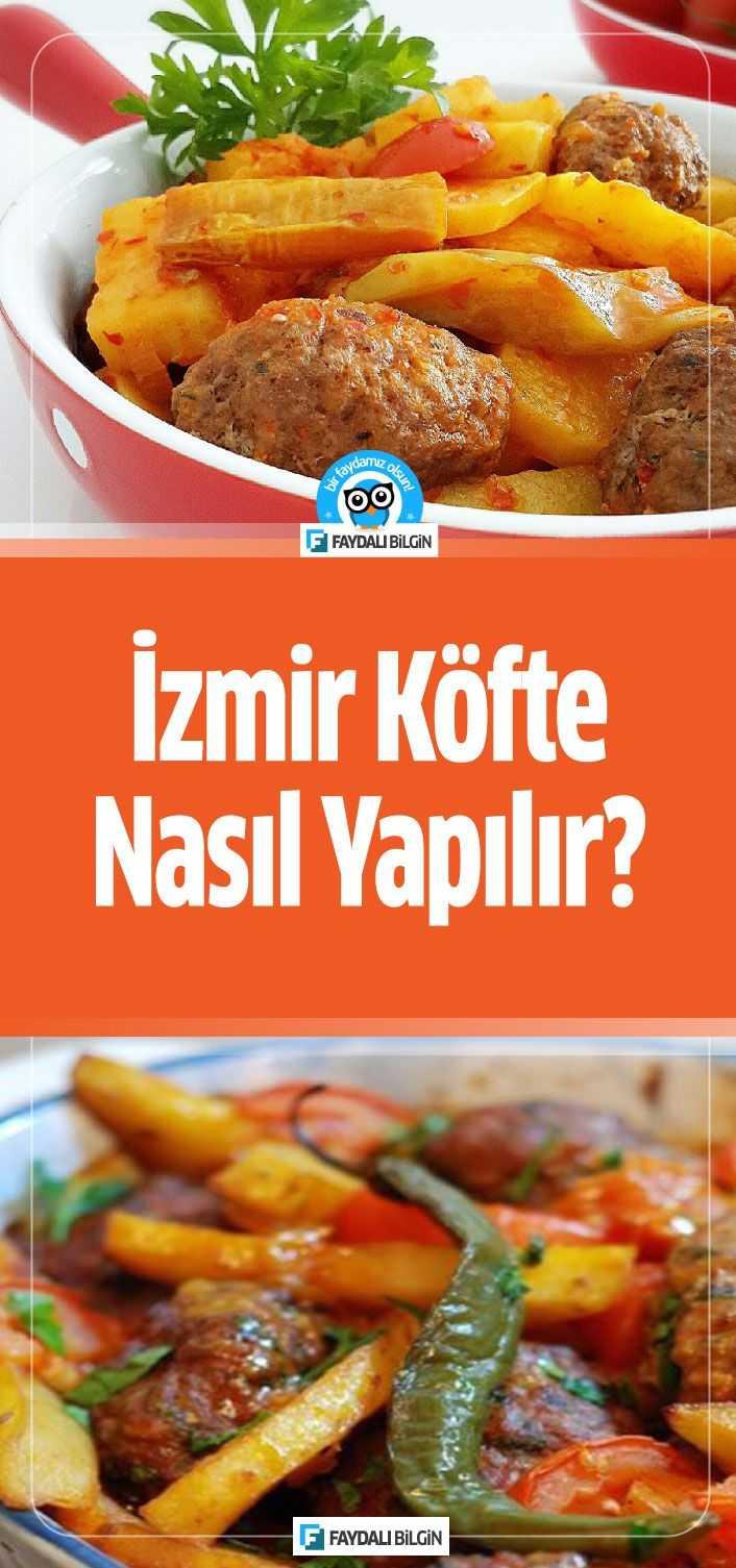 İzmir Köfte Tarifi Nasıl Yapılır?