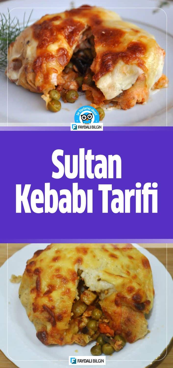 Sultan Kebabı Tarifi Nasıl Yapılır?