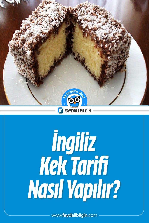 İngiliz Kek Tarifi Nasıl Yapılır?