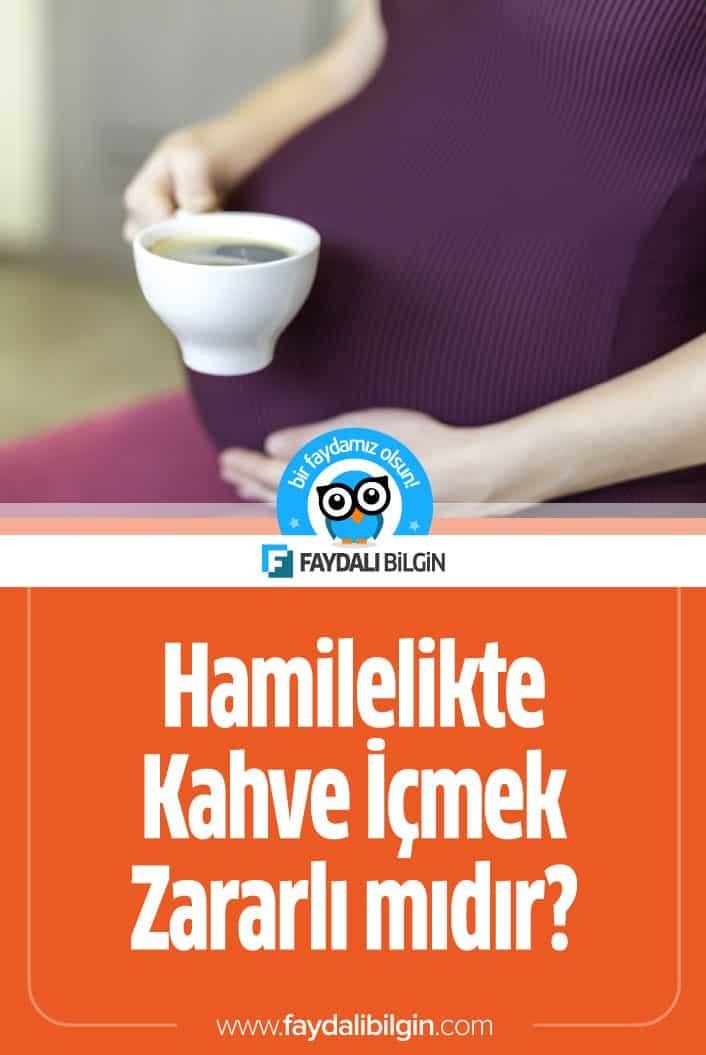 Hamilelikte Kahve %C4%B0%C3%A7mek Zararl%C4%B1 m%C4%B1d%C4%B1r