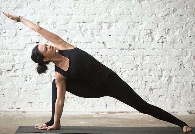 yana yogun esneme