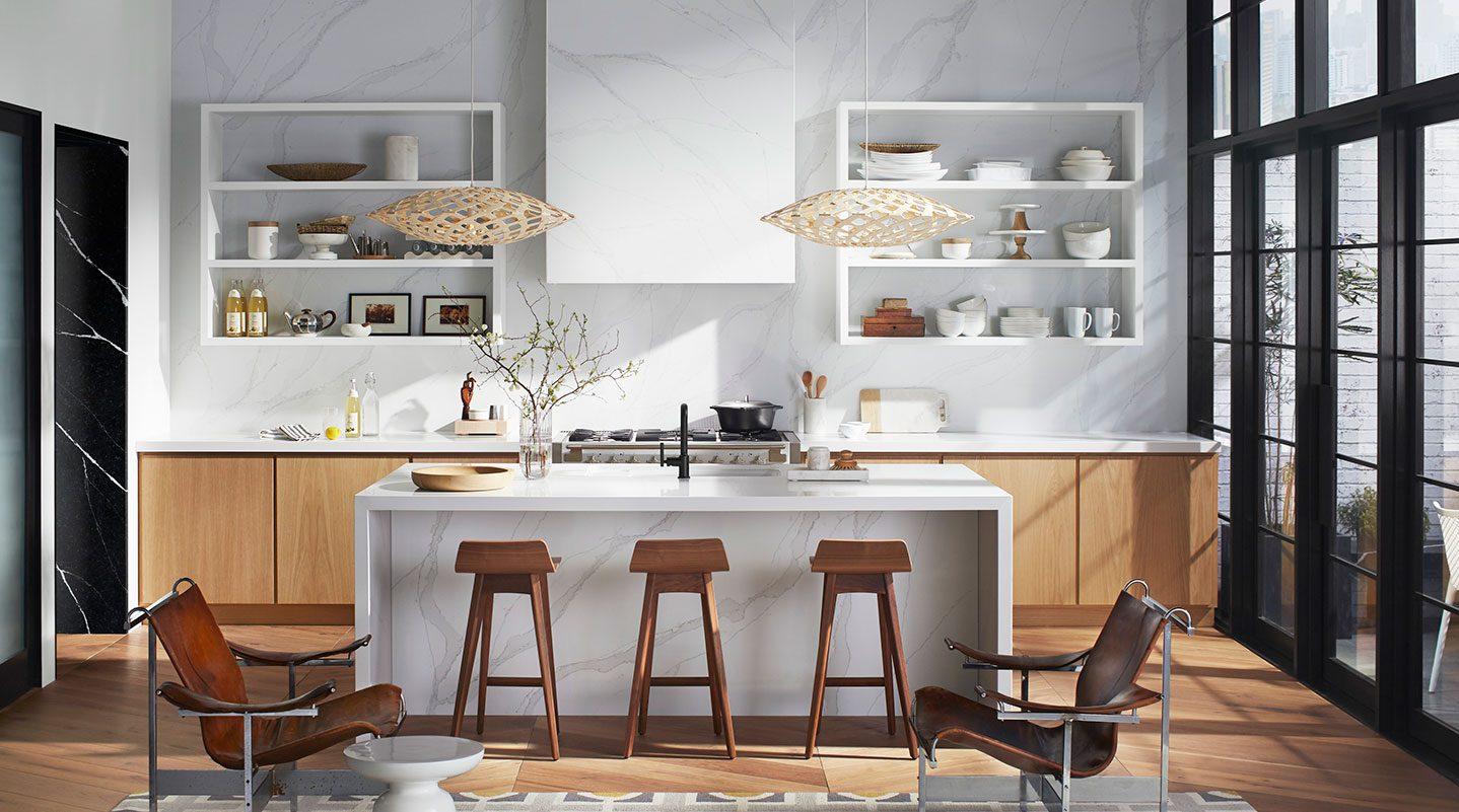 Silestone Mutfak Tezgahları