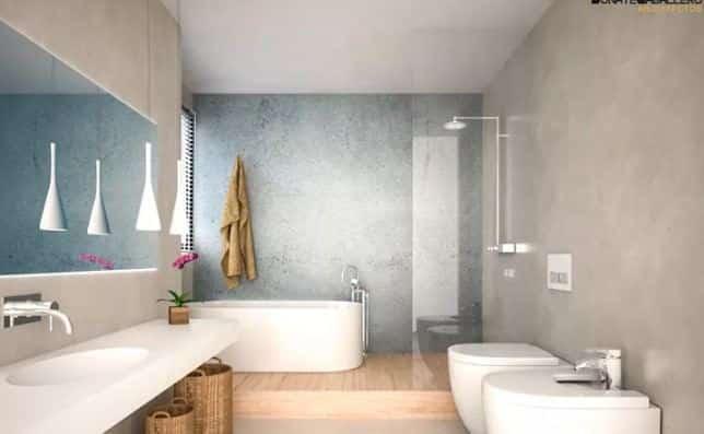 2019 banyo dekorasyonu