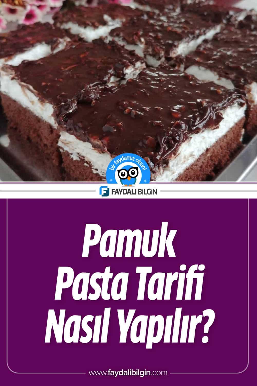Pamuk Pasta Tarifi Nasıl Yapılır?