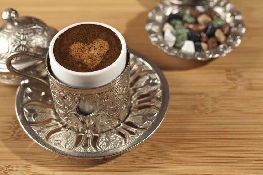 turk kahvesinin yararlari nelerdir