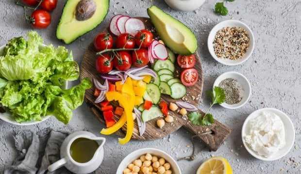 Akdeniz Diyetlerinde Kullanılan Zayıflatıcı Besinler