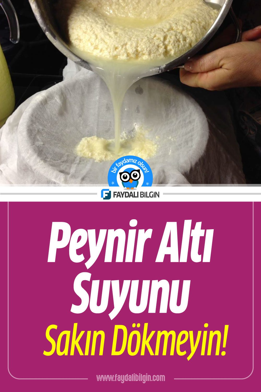 Peynir Altı Suyu Kürü İbrahim Saraçoğlu